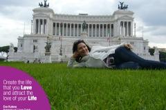 Обичай живота, който създаваш и ще привлечеш любовта на живота си